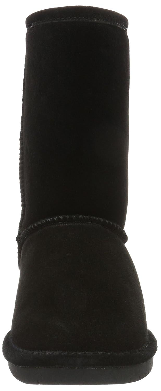 BEARPAW Women's Emma Short B(M) Boot B077Z7HDVH 8 B(M) Short US|Black 4008a4