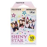Fujifilm 16404193 Camera Instax Mini Film, ISO 800