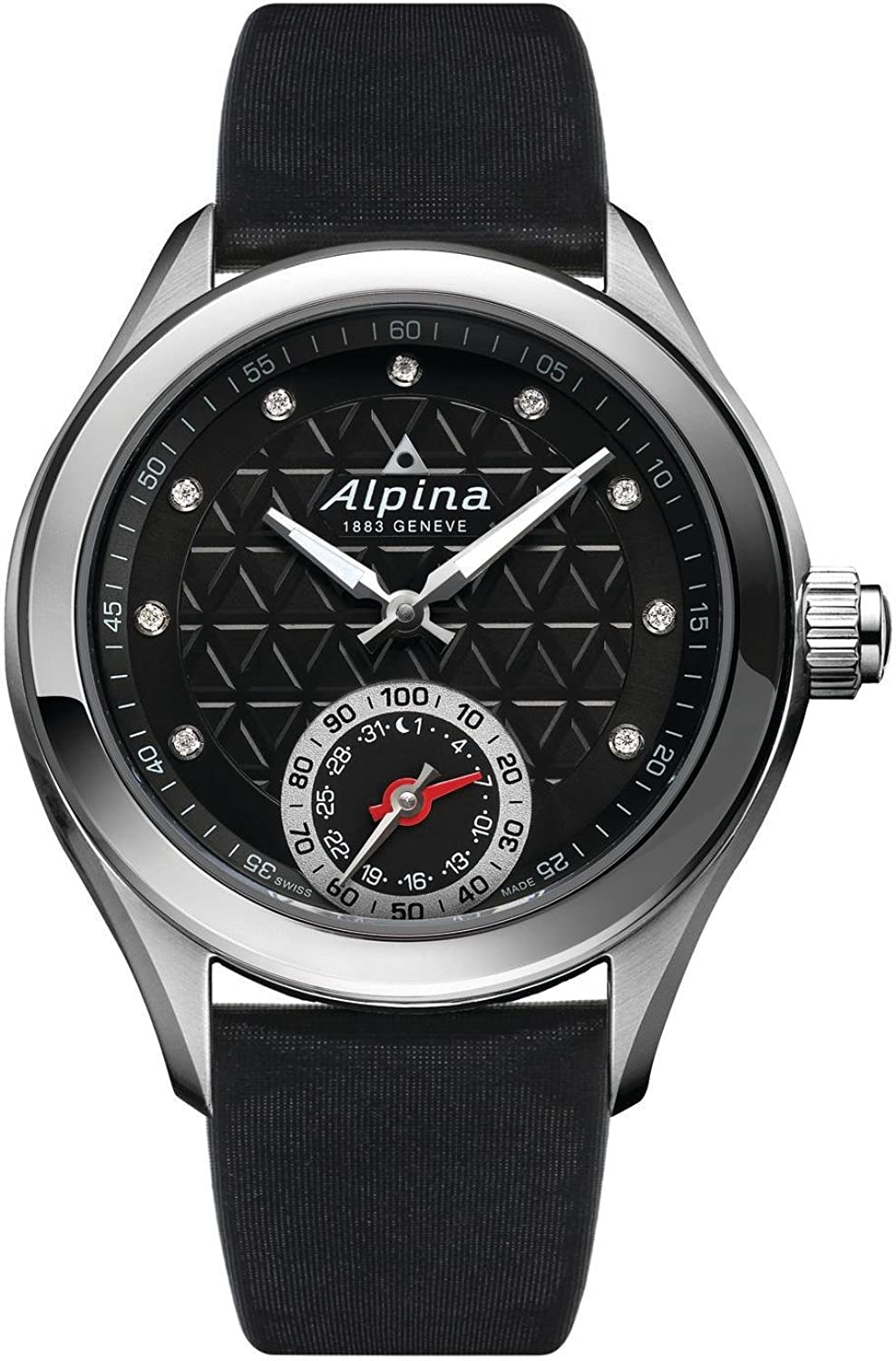 Alpina Geneve Horological Smartwatch AL-285BTD3C6 Damenarmbanduhr SmartWatch
