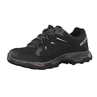 Salomon Effect GTX W, Zapatillas de Senderismo para Mujer, Gris (Phantom/Black / Dawn Blue 000), 42 2/3 EU: Amazon.es: Zapatos y complementos