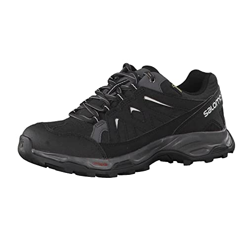Salomon Effect GTX W, Zapatillas de Senderismo para Mujer, Gris (Phantom/Black / Dawn Blue 000), 42 2/3 EU: Amazon.es: Zapatos y complementos