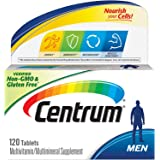 Centrum - Multivitamin/Multimineral Supplement Personalized for Men - 120 Tablets