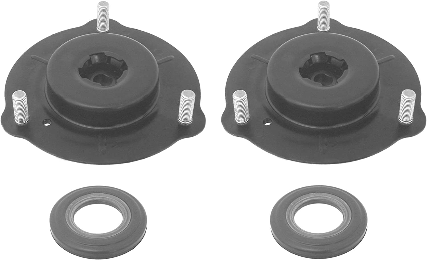 KYB Pair Set of 2 Front Suspension Struts Mounts Kit For Lexus ES350 2007-2012 Toyota Avalon Limited Touring XLS XL Camry Highlander Venza