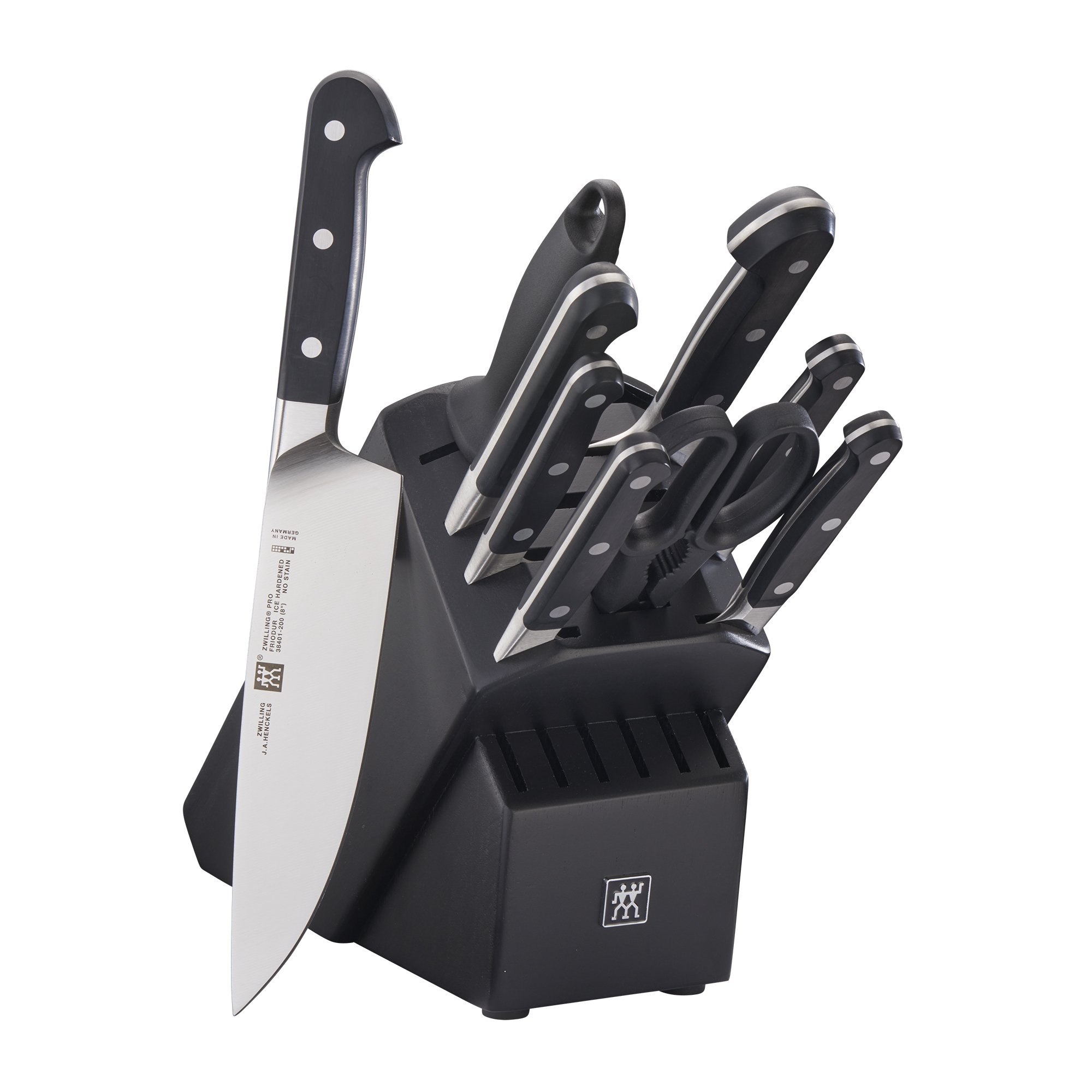 ZWILLING Pro 10-pc Knife Block Set - Black by ZWILLING J.A. Henckels (Image #4)
