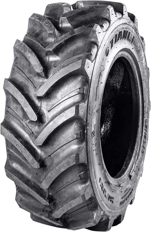AS Schlepper Traktor Reifen 2 Reifen 7.5L-15 8PR//115A8 BKT AS-504 TT