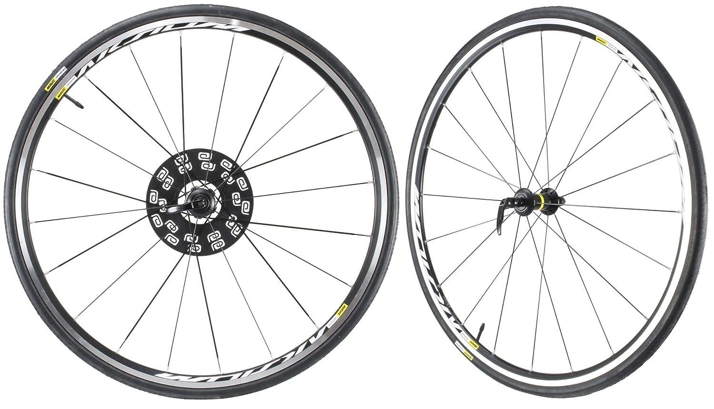 Mavic Aksium Race Road Bike Wheel Set 700C 11 Speed with Tire and Tubes