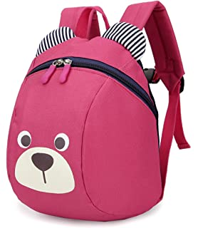 e6f039c42a67 Children Kids Small Toddler Backpack With Leash Bear for Boy Girl Under 3  Years