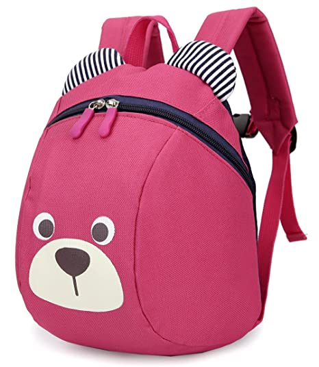 Children Mini Backpacks for Toddlers Backpack Daycare Chest Strap Under 3 Years