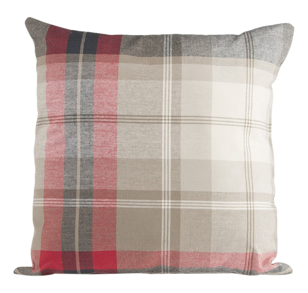 Glenna Jean Fly-by Pillow, Plaid