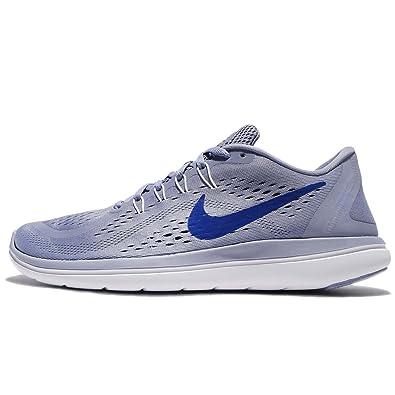 7ee12cdb8567 Nike Men s Flex 2017 Rn Low-Top Sneakers  Amazon.co.uk  Shoes   Bags
