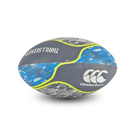2 opinioni per Canterbury Thrill Seeker- Pallone da rugby., unisex, Thrillseeker, Quiet Shade