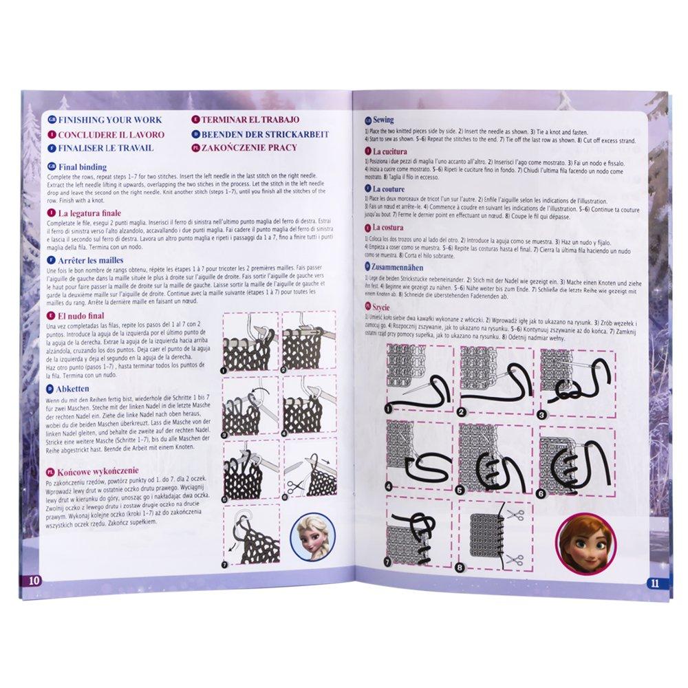 ColorBaby 42674 Frozen set de manualidades