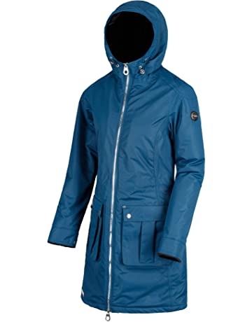 0928bee0b Regatta Women's Romina Waterproof and Breathable Insulated Hooded Jacket