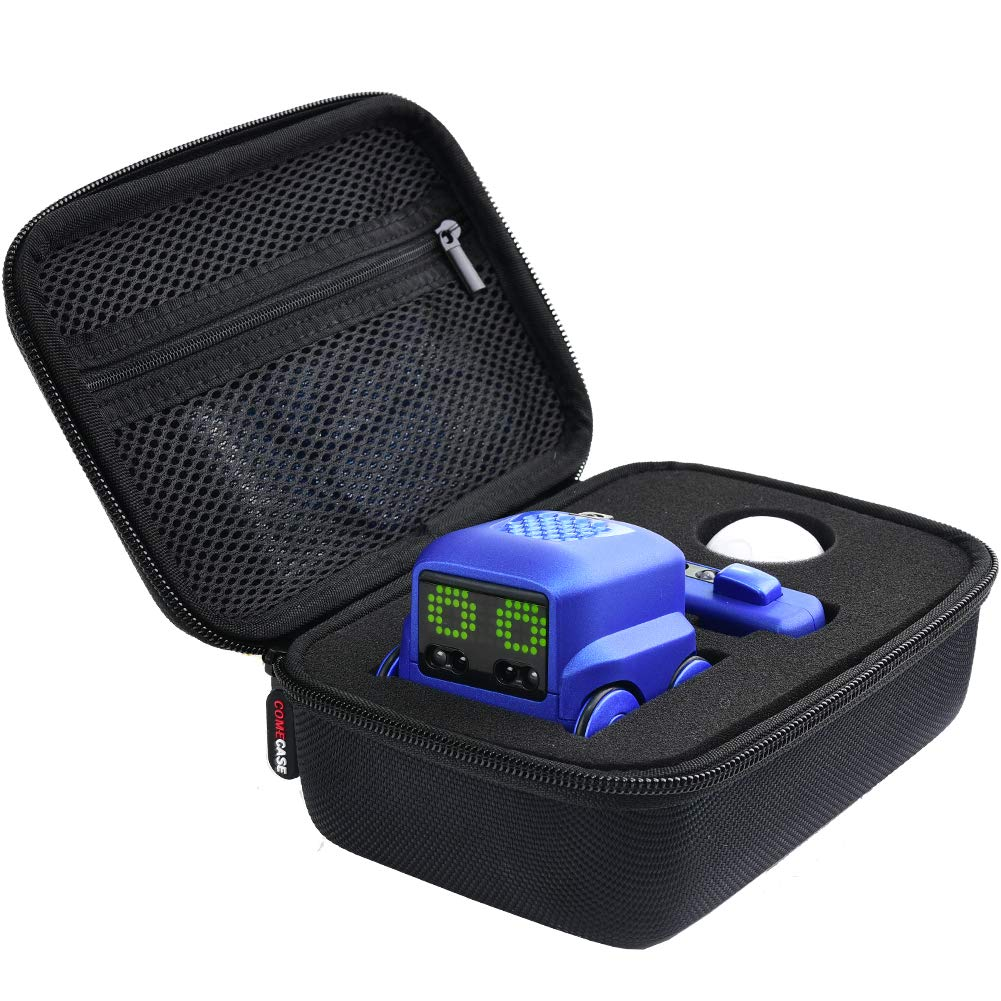 COMECASE Hard Travel Storage Case for Boxer - Interactive A.I. Robot Toy Personality and Emotions, Black by COMECASE (Image #7)