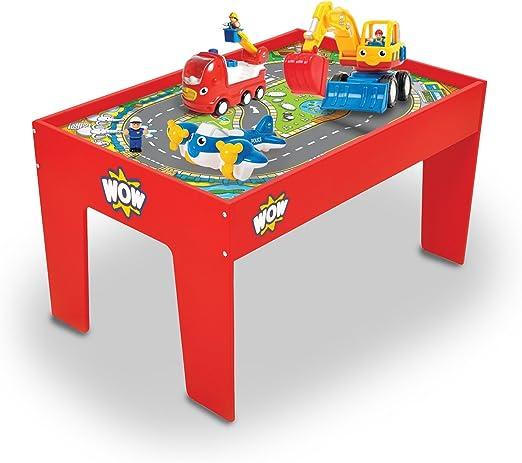 WOW Toys - Activity Table, Juego de Mesa (10210): Amazon.es: Juguetes y juegos