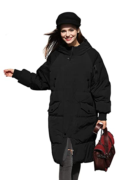 d3d3c0d7161 Jacket Coat Women Winter Top Long Coat Women Winter Down Waterproof Jacket  Women Lightweight Puffer Spring