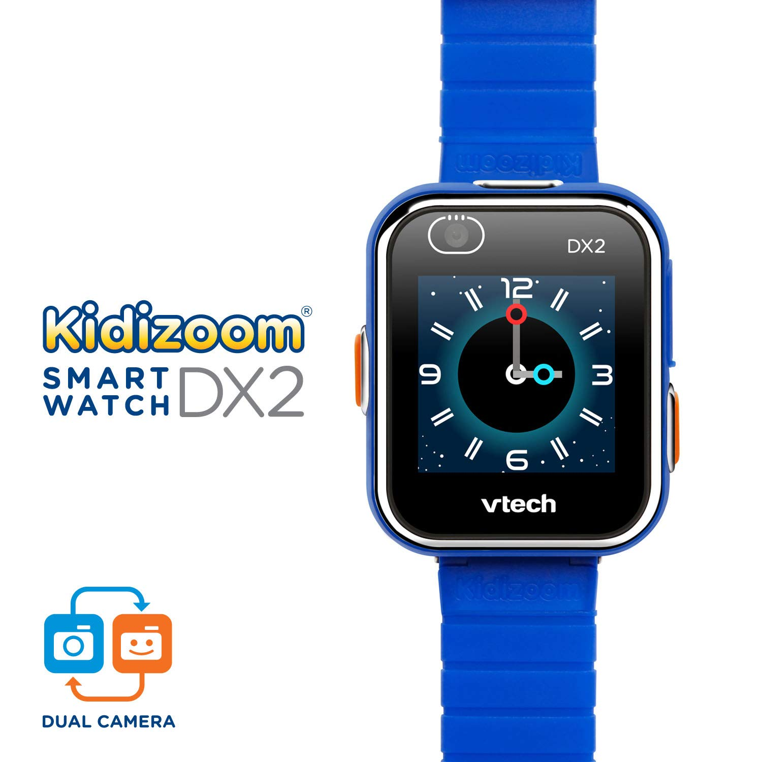 VTech 3480-193822 Kidizoom Smart Watch DX2 - Reloj inteligente ...