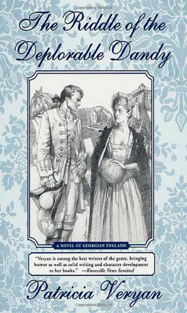 The Riddle of the Deplorable Dandy: A Novel of Georgian England ebook