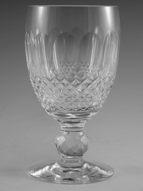 Waterford Crystal COLLEEN Wasser Kelch Glas: Amazon.de: Küche & Haushalt