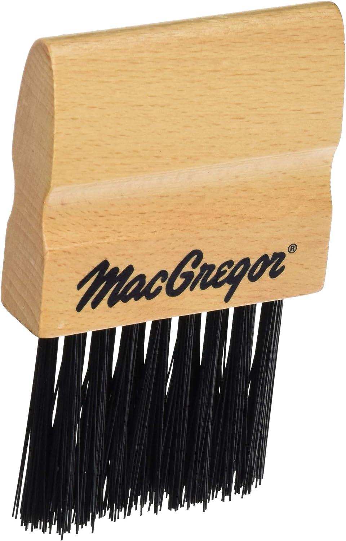 MacGregor Baseball Home Plate Brush, Black