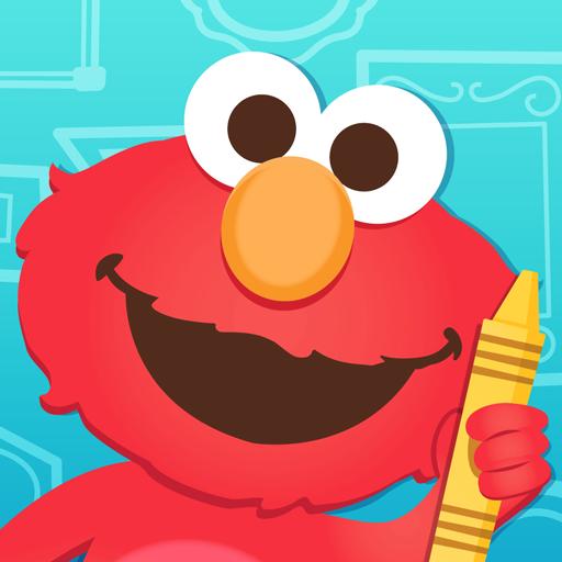 Sesame Street Art Maker (Sesame Workshop Sesame Street)
