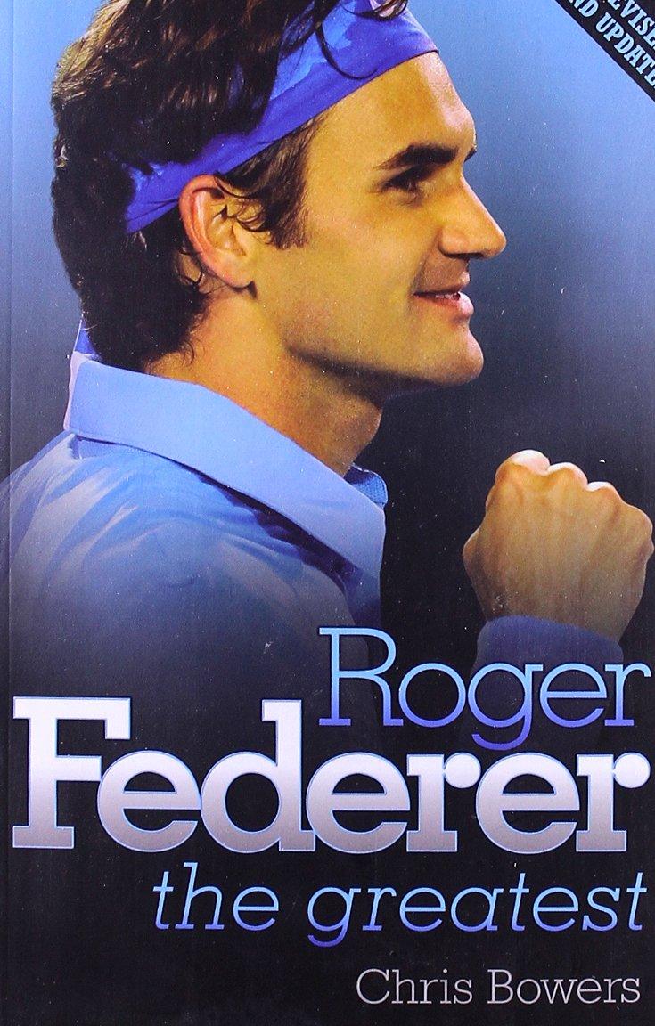 roger federer biography book