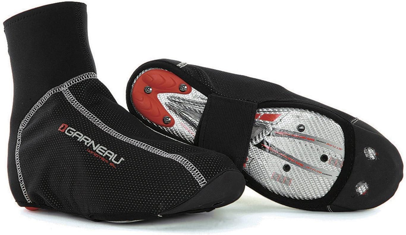 Louis Garneau Wind Dry SL Shoe Cover Black, XL