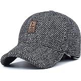 Sombrero de Gorra de béisbol de Lana de Tweed de Lana cálida de ... cccc05aebc4