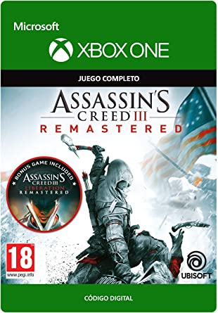 Assassins Creed III: Remastered | Xbox One - Download Code ...