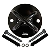 Protone suspension strap trainer wall / ceiling mount for use with suspension strap trainer / resistance bands / crossfit / bodyweight strength training