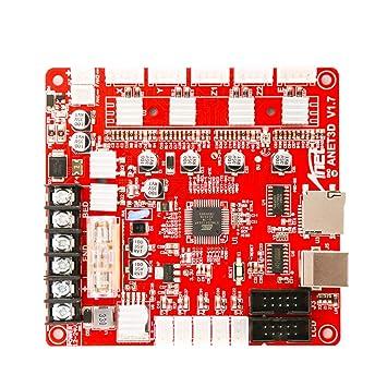 TOOGOO V1.7 Panel De Control Placa Madre Placa Base para Anet A8 ...