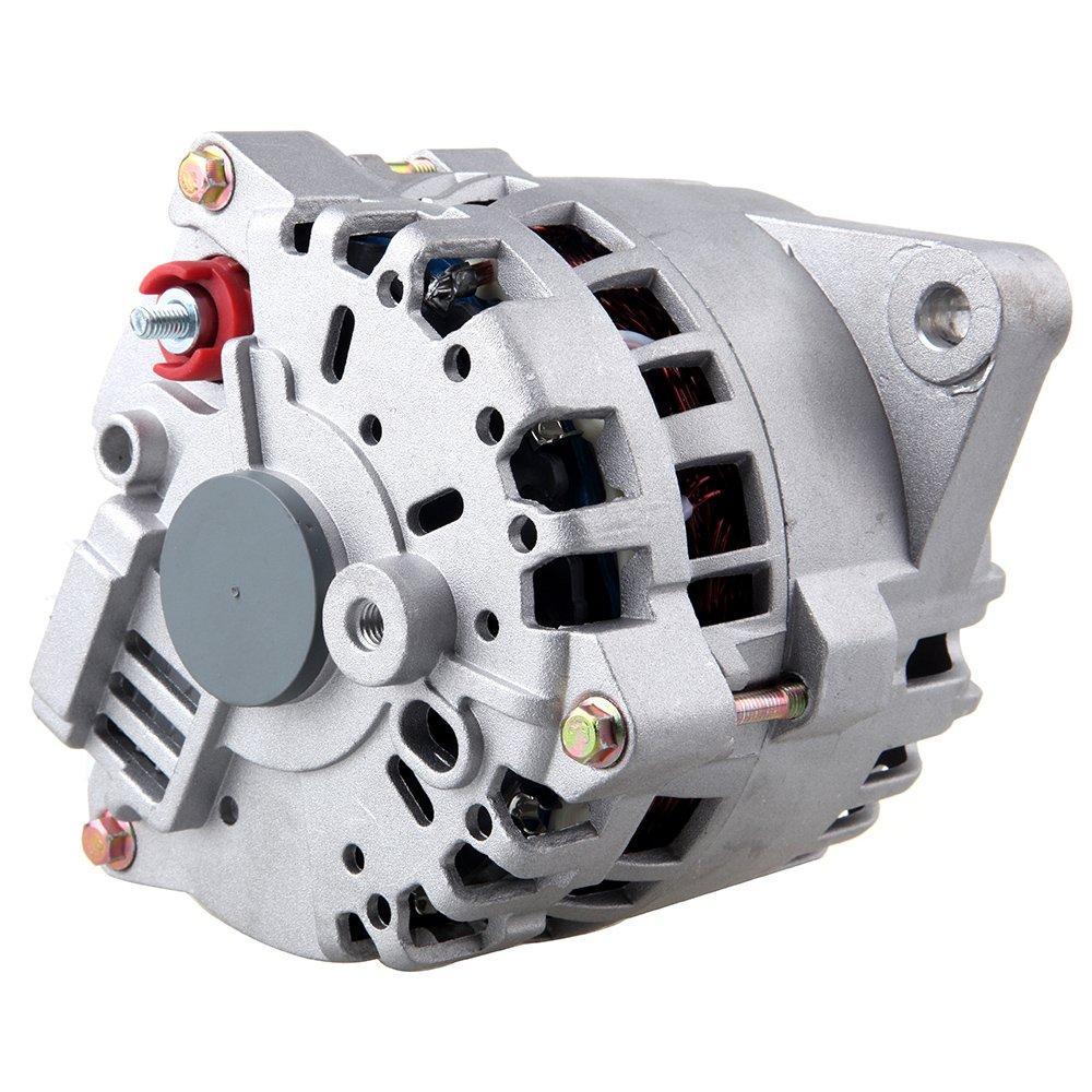 Scitoo Alternators 8263 fit Ford Taurus Mercury Sable 3.0L 2000 2001 105A 12V CW S6 AFD0093