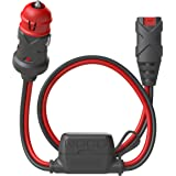 NOCO GC003 X-Connect 12V Dual-Size Male Plug Accessory For NOCO Genius Smart Battery Chargers
