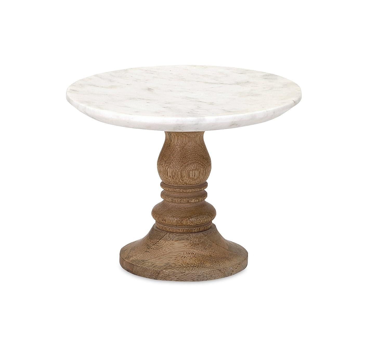 marble bonas pedestal cake and homeware stand copper oliver