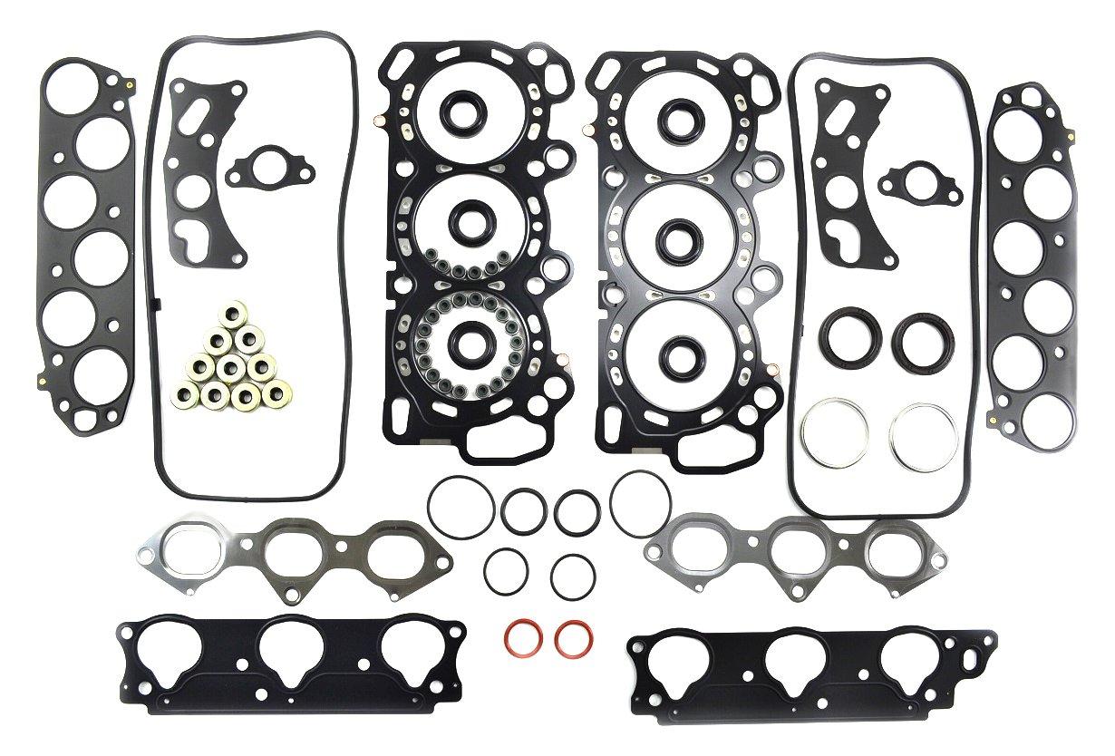 J32A1//J35A4 TL Odyssey CL MDX Pilot ITM Engine Components 09-11820 Cylinder Head Gasket Set for 2001-2004 Acura//Honda 3.2L//3.5L V6