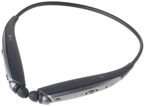 3b45b8fe322 LG Tone Ultra HBS-820 Bluetooth Wireless Stereo Headset: Amazon.in:  Electronics
