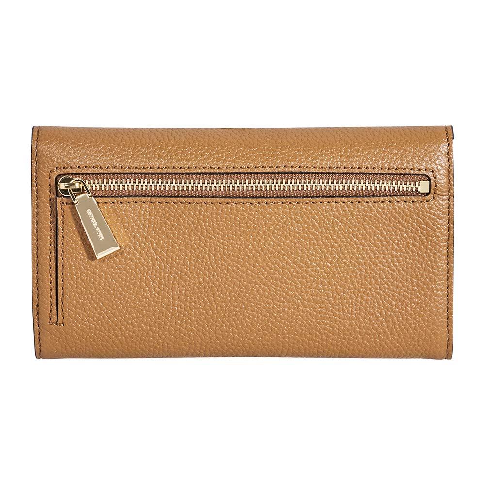 a306d43568dd Amazon.com: Michael Kors Mercer Leather Wallet- Acorn: Clothing