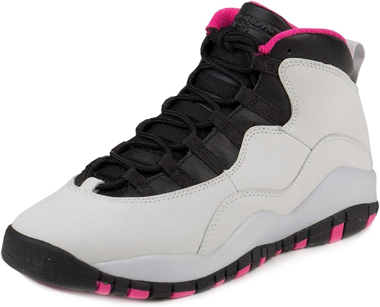Air Jordan 10 GS Vivid Pink Boys