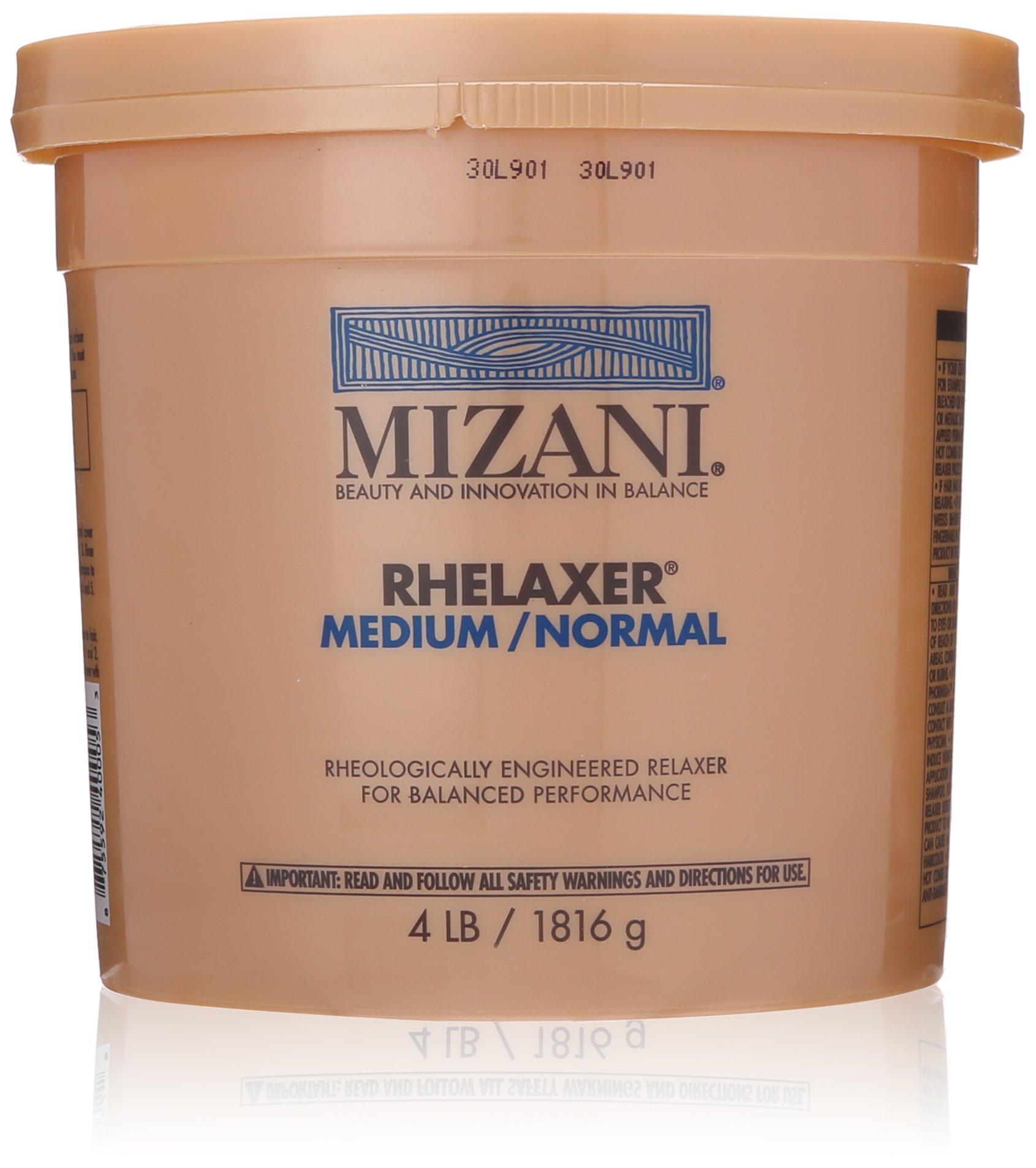 Mizani Rhelaxer for Medium/Normal Hair, 64 Ounce