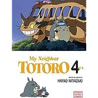 My Neighbor Totoro Film Comic, Vol. 4