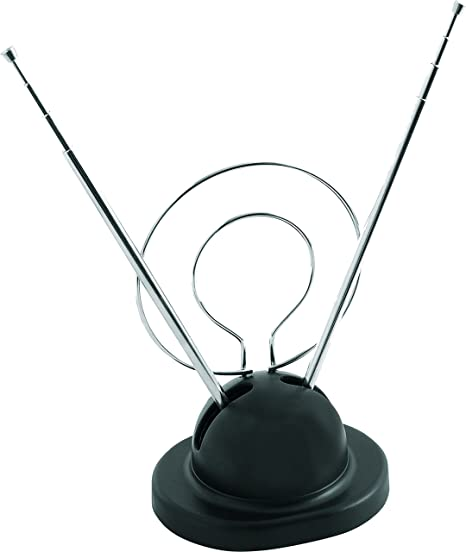Amazon.com: Coby Multi Directional Indoor Digital/Video Antenna with Amplifier (CBA-02): Home Audio & Theater