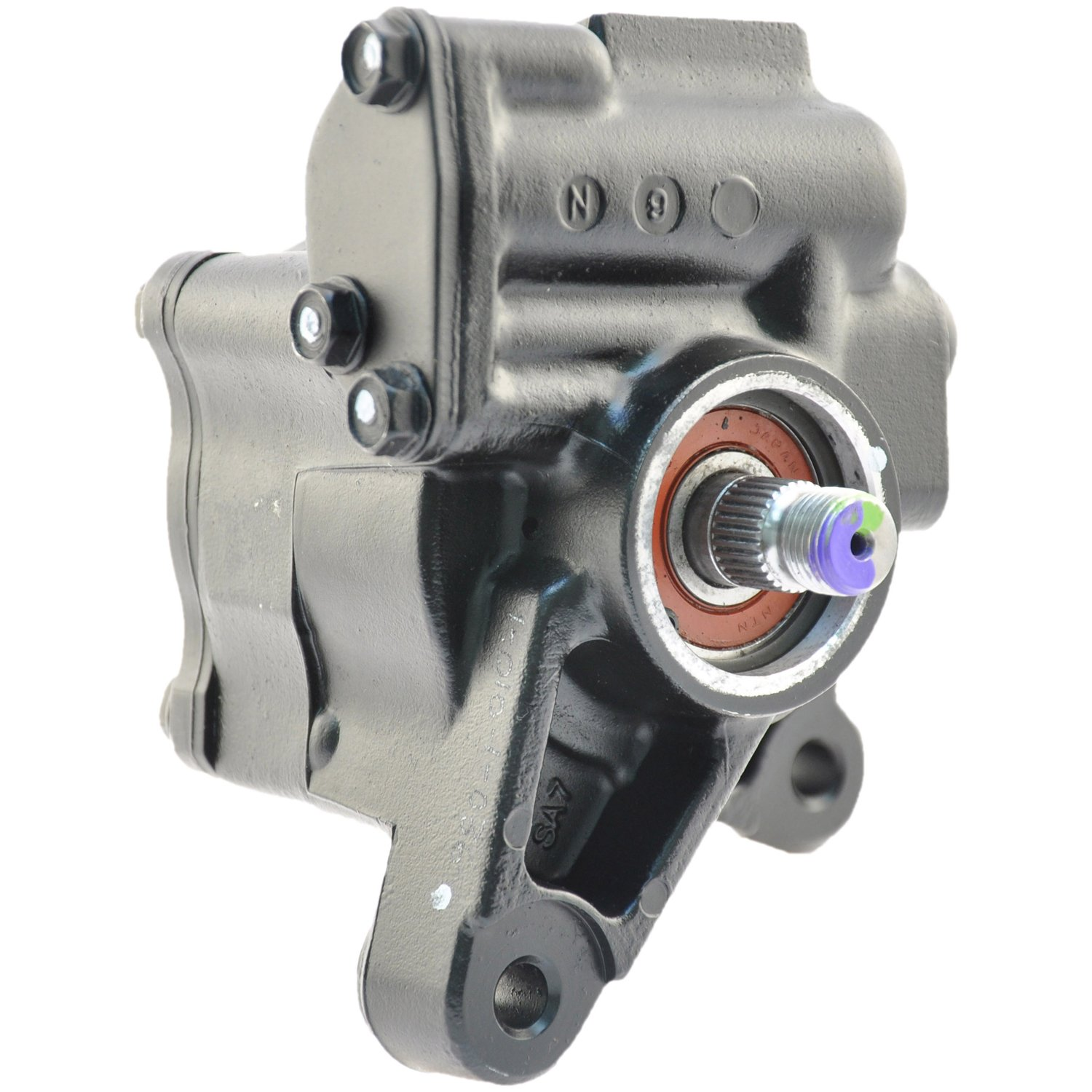 ACDelco 36P0702 Professional Power Steering Pump, Remanufactured