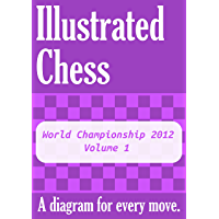World Championship 2012: Illustrated Chess - A diagram for every move. (English Edition)