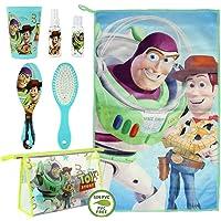 Artesania Cerda Neceser Set Aseo/Viaje Toy Story Bolsa de Aseo, 23 cm, Azul