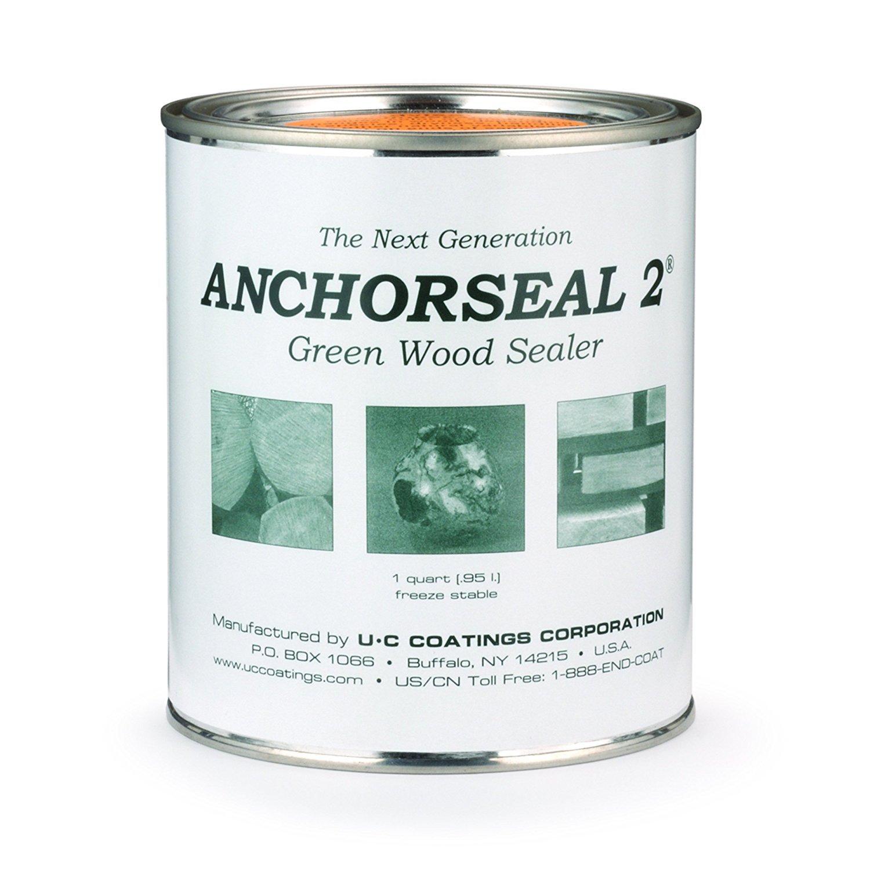 Anchorseal 2 Green Wood Sealer Quart