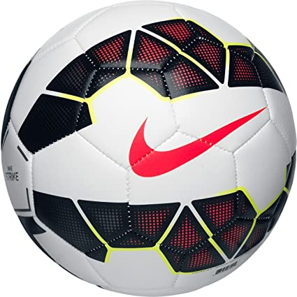 51313ec3da7a3 Amazon.com : Nike Strike Soccer Ball Size 3 : Sports & Outdoors