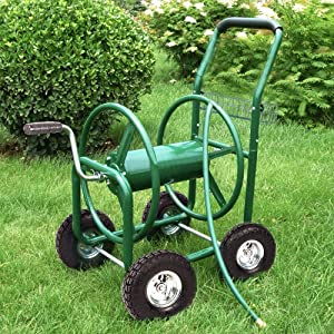 Best Hose Reel Cart With Wheels Reviews Of 2021– Expert's Guide 4