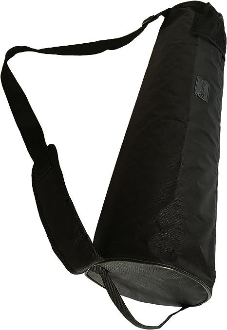Amazon.com: Clever Yoga Mat Bolsa Grande con asa y correa ...