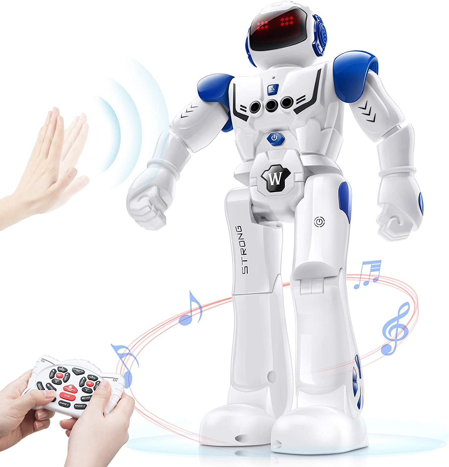 RC Smart Robot Toys for Kids