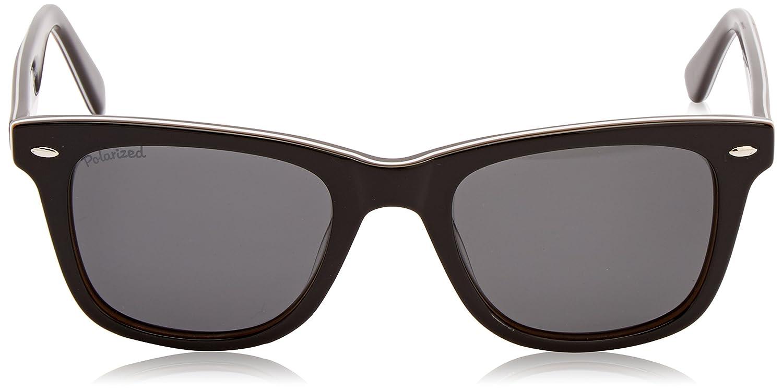 Sunoptic - Gafas de sol unisex, color black (black/grey lens), talla talla  única: Amazon.es: Ropa y accesorios